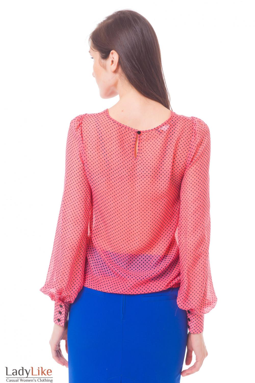 Блузка Розового Цвета С Доставкой