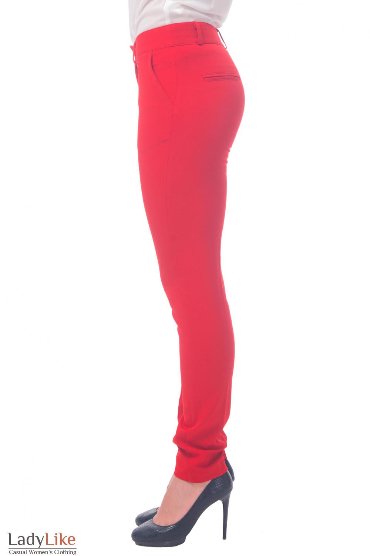 Фото Брюки со стрелками Деловая женская одежда