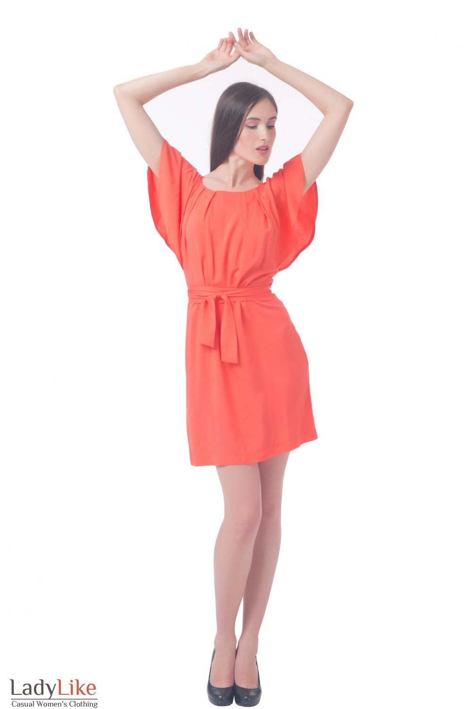 Купить яркое летнее из штапеля Деловая женская одежда