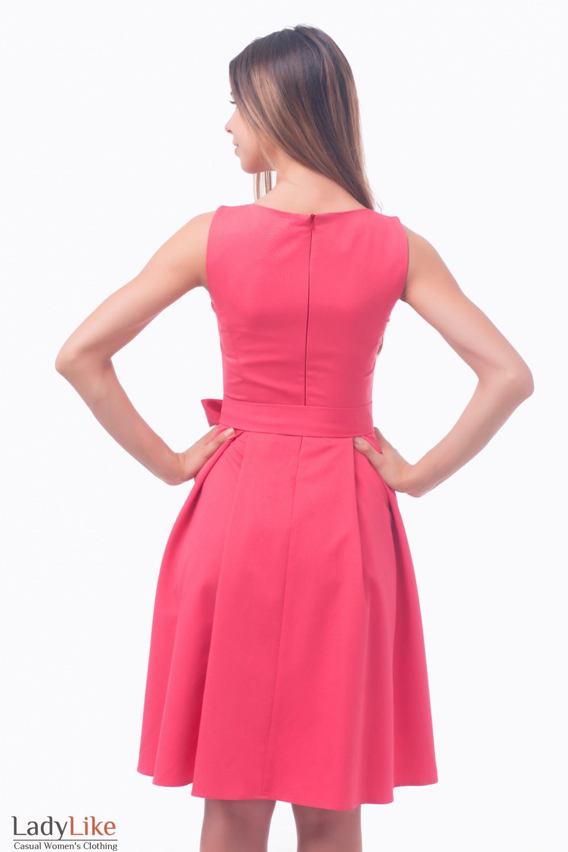 Фото Платье в складку Деловая женская одежда