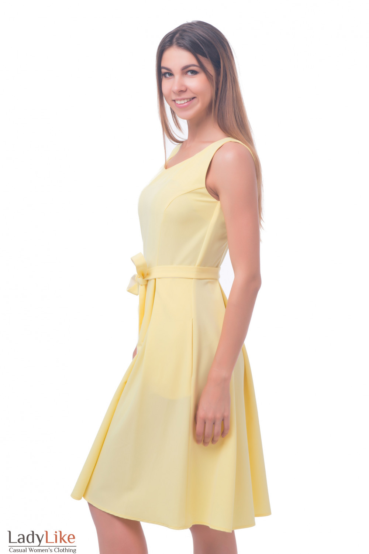 Фото Платье пышное Деловая женская одежда