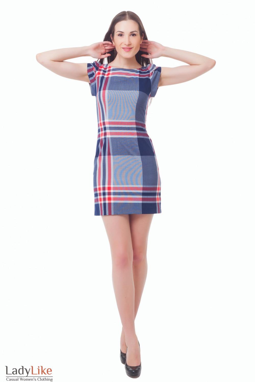 Купить платье с рукавчиком Деловая женская одежда