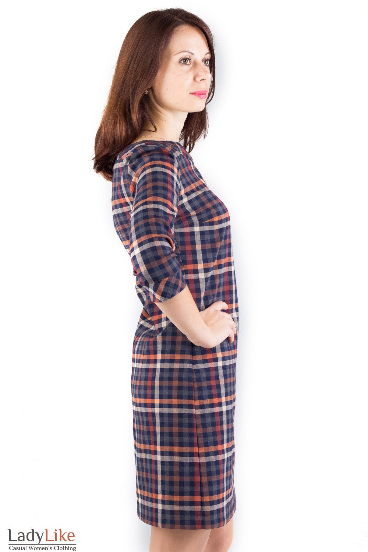 Фото Платье в офис Деловая женская одежда