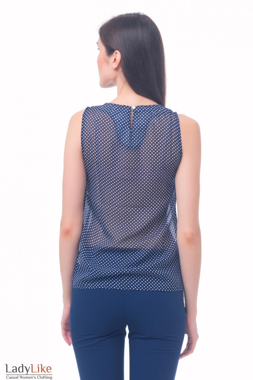 Фото Летний топ Деловая женская одежда