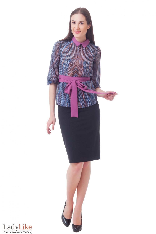 Купить юбку-миди Деловая женская одежда