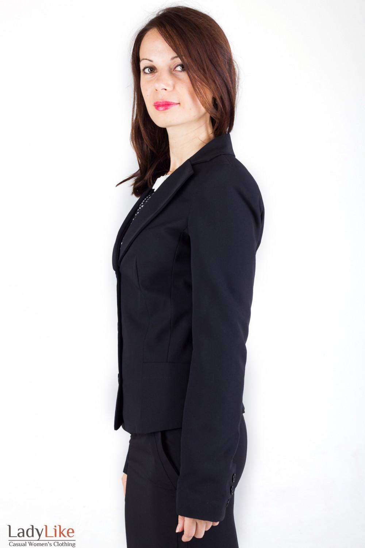 Фото Жакет классический Деловая женская одежда