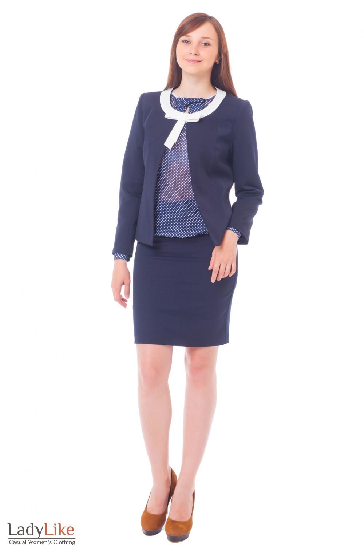 Купить женский деловой костюм Деловая женская одежда