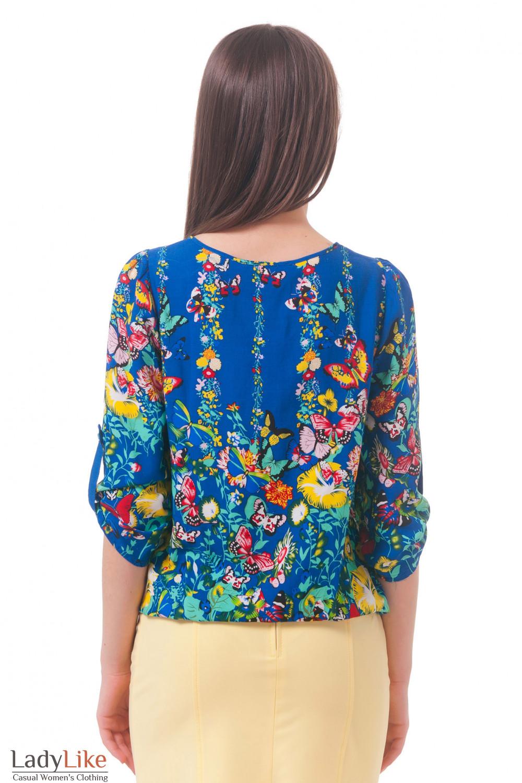 Фото Блузка летняя Деловая женская одежда