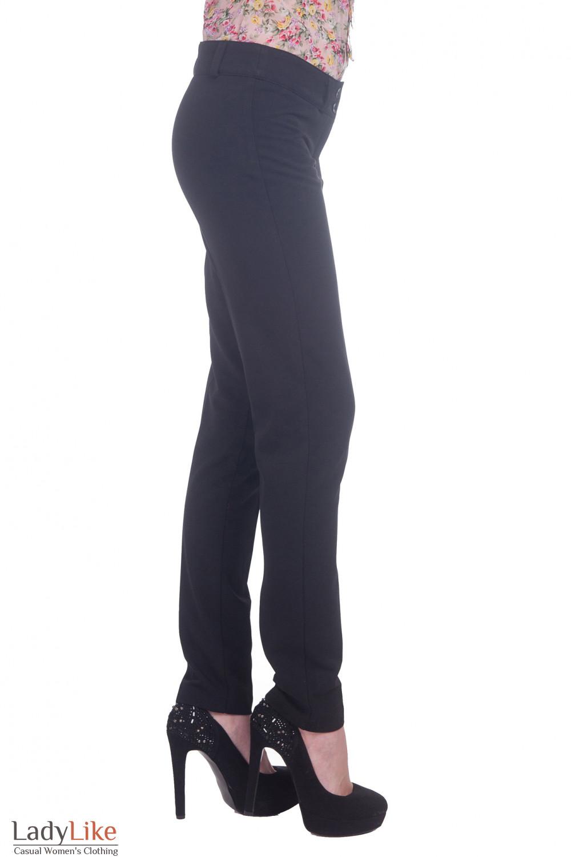 Фото Брюки зимние Деловая женская одежда