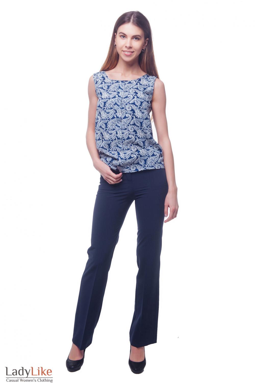Купить брюки для узкой талии Деловая женская одежда фото
