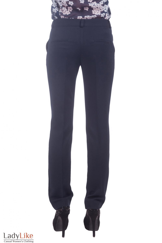 Фото Зимние брюки Деловая женская одежда