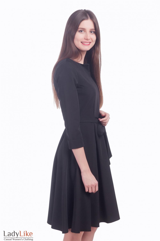 Фото Платье нарядное Деловая женская одежда