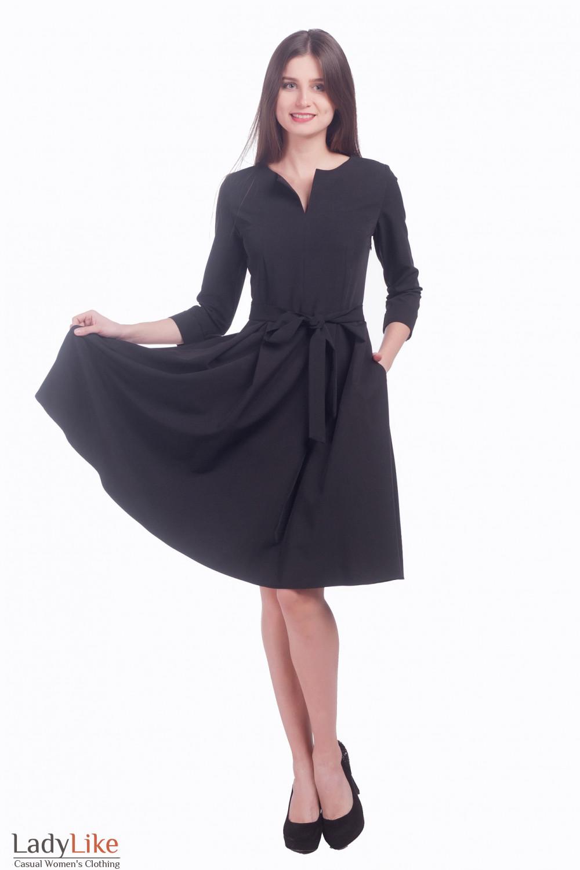 Фото Платье праздничное Деловая женская одежда
