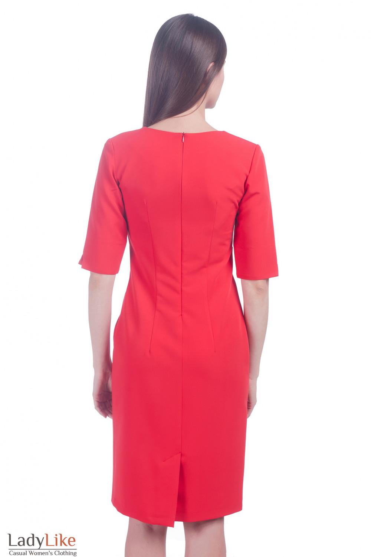 Фото Платье стильное Деловая женская одежда