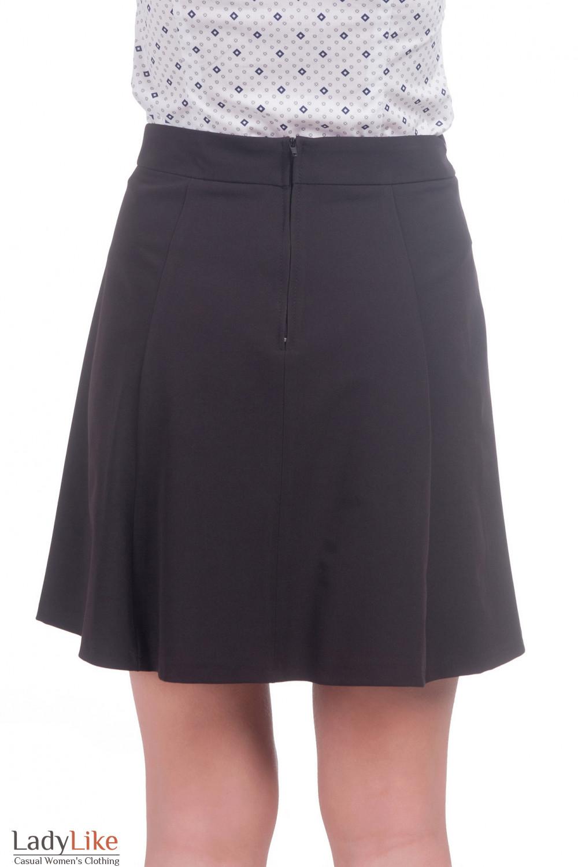 Фото Юбка короткая Деловая женская одежда