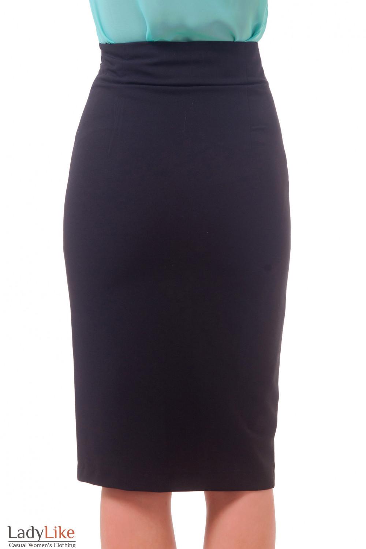 Фото Юбка-карандаш Деловая женская одежда