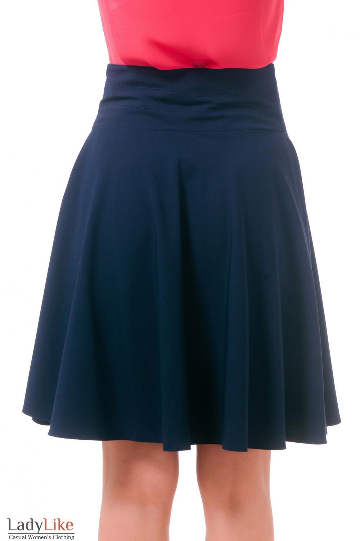Фото Юбка по колено Деловая женская одежда