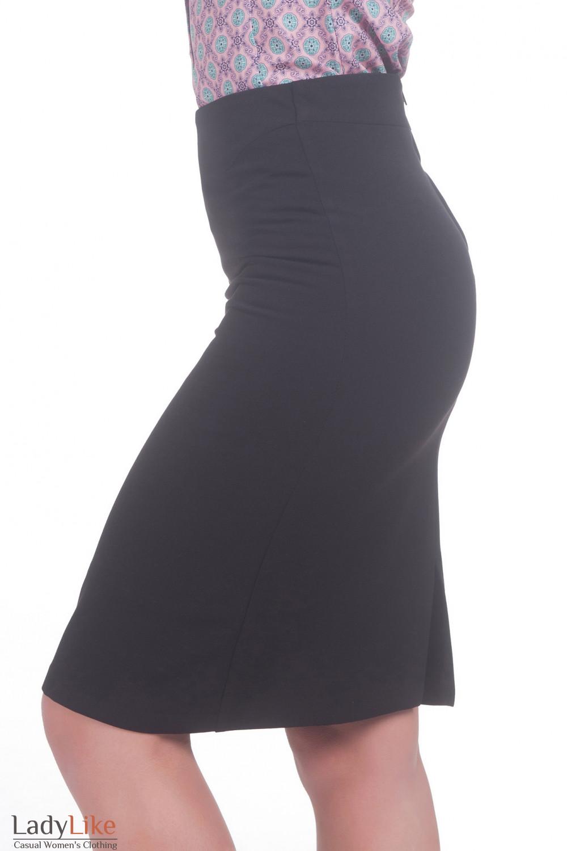 Фото Юбка зимняя Деловая женская одежда