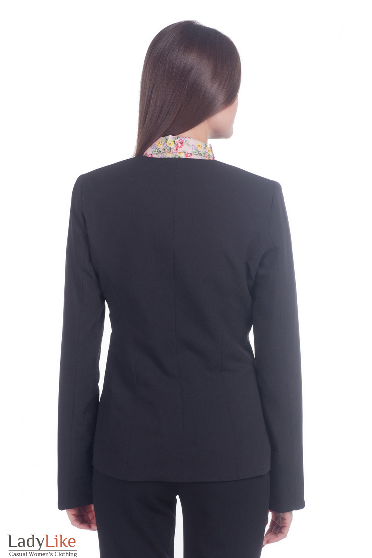 Фото Жакет в офис Деловая женская одежда