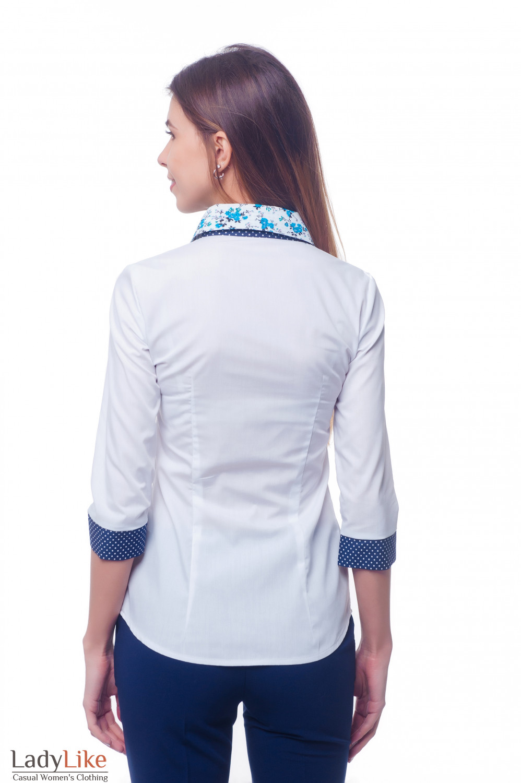 Блузка с карманами с доставкой