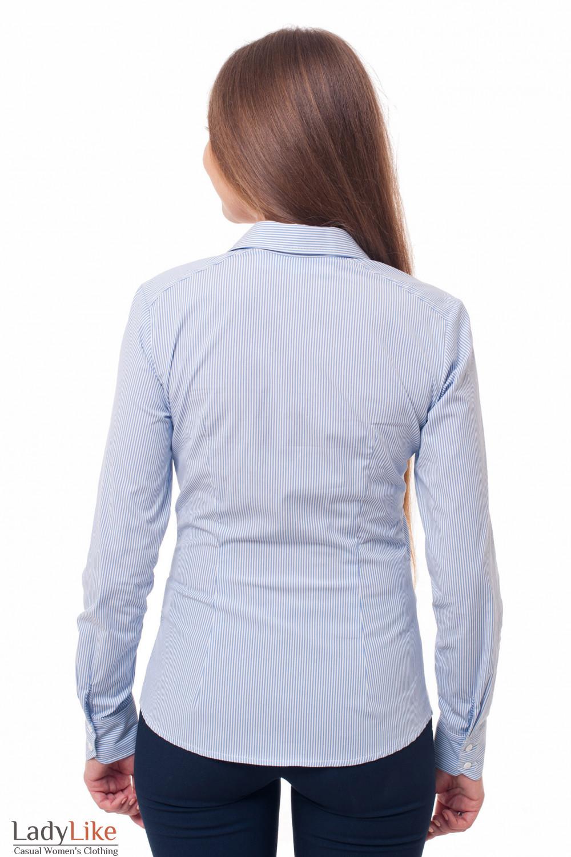 Деловая женская одежда Блузка-рубашка фото