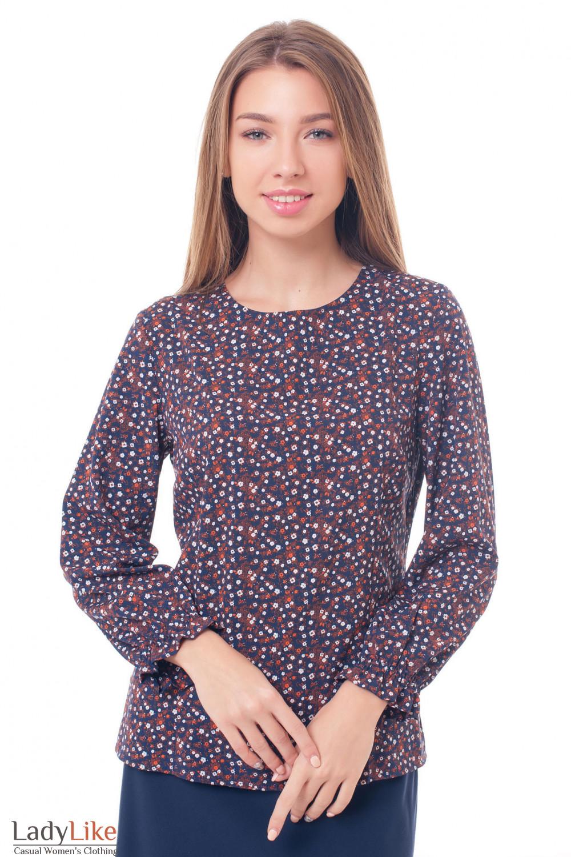 Деловая блузка купить