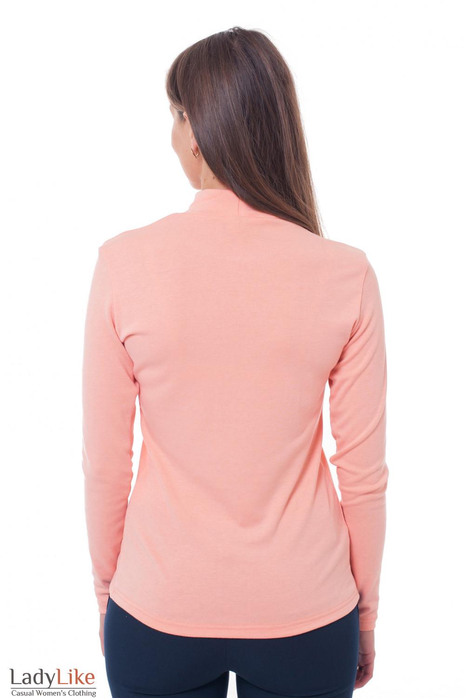 Гольф теплый Деловая женская одежда фото