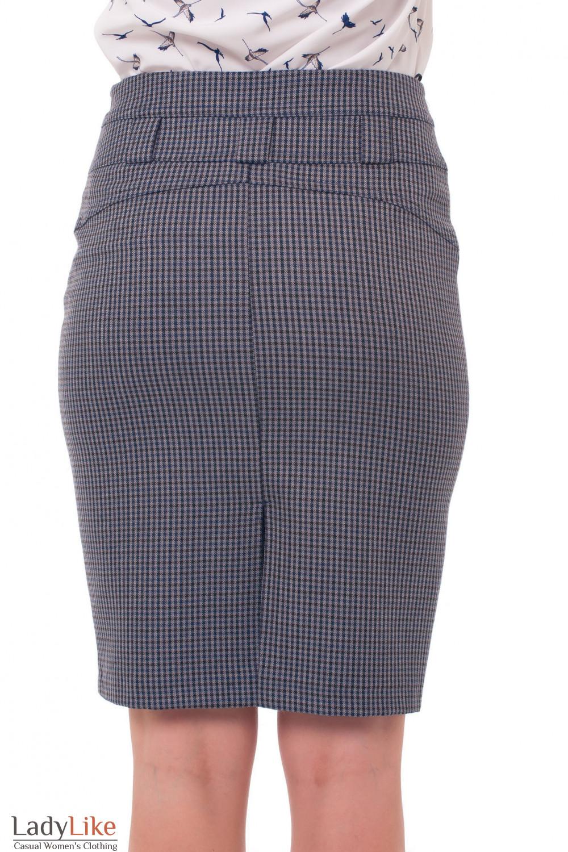 Купить теплую юбку Деловая женская одежда фото