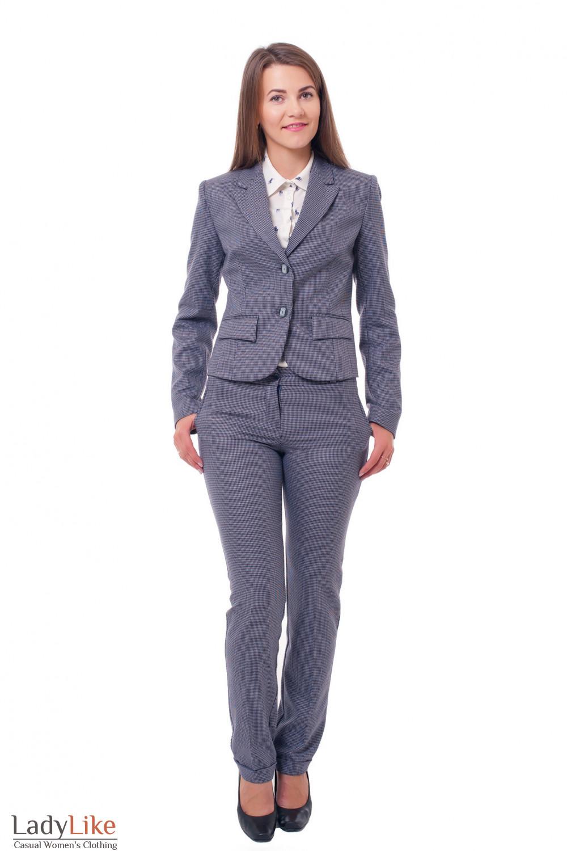 Жакет классический Деловая женская одежда фото