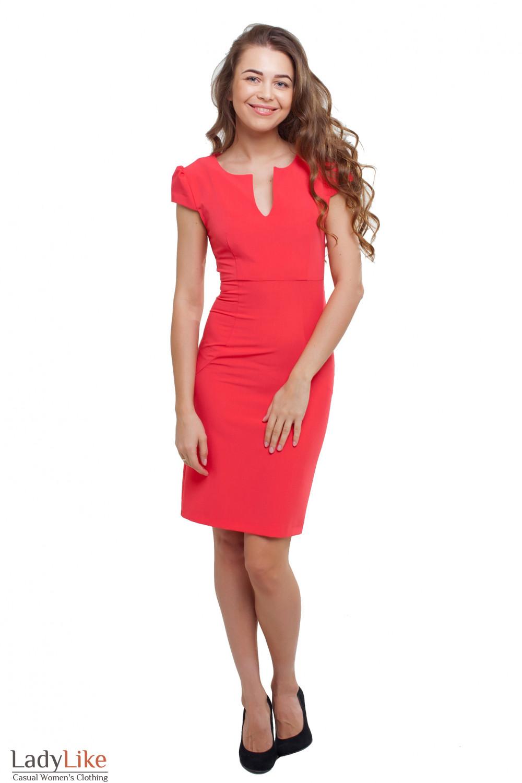 Платье облегающее Деловая женская одежда фото
