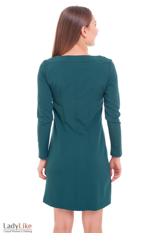 Платье на работу Деловая женская одежда фото