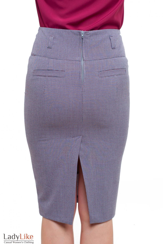 Юбка узкая Деловая женская одежда фото