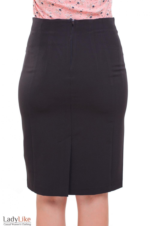 Юбка по колено Деловая женская одежда фото