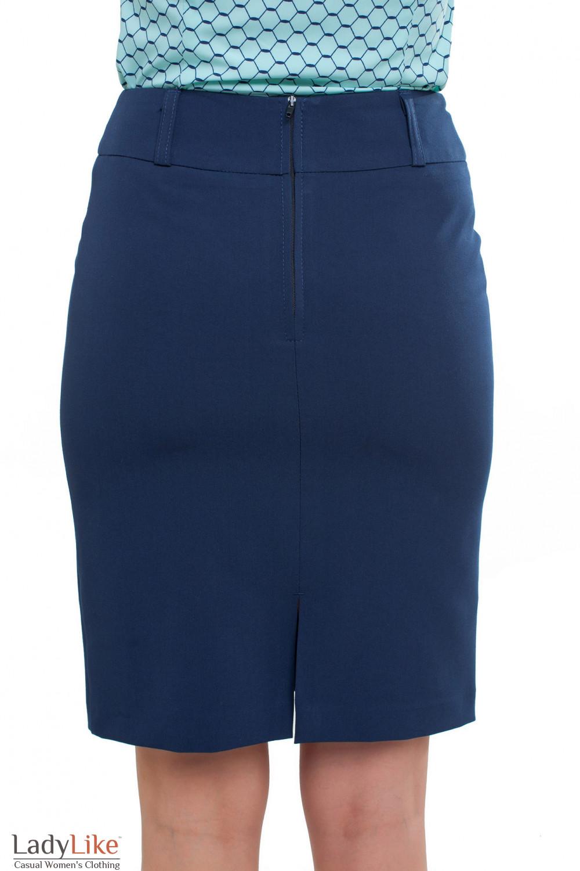 Офисная юбка Деловая женская одежда фото