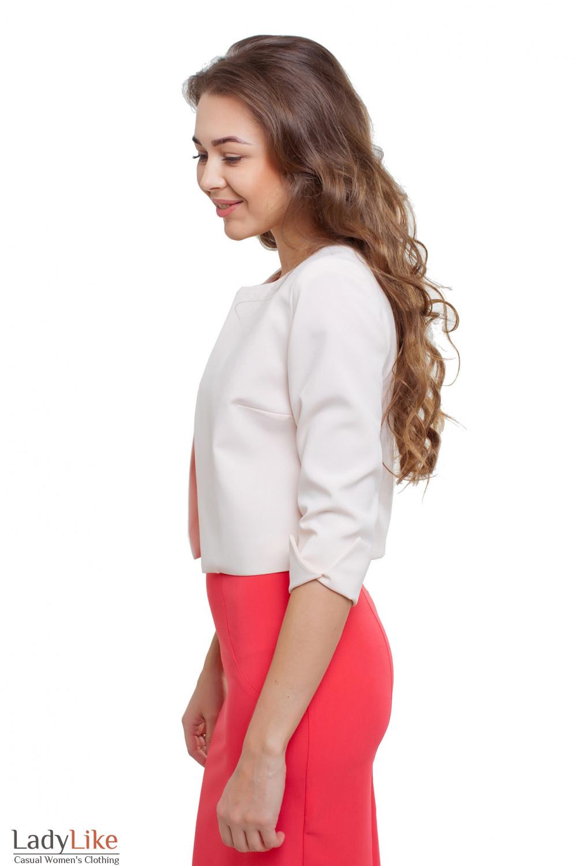 Жакет-болеро Деловая женская одежда фото
