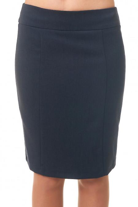 Купить темно-серую юбку Деловая женская одежда