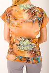 Фото Блузка удлиненная Деловая женская одежда