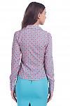 Фото Блузка из вискозы Деловая женская одежда