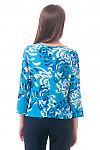 Фото Летняя блузка Деловая женская одежда