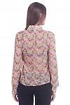 Фото Шифоновая блузка Деловая женская одежда
