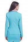 Фото Жакет нарядный Деловая женская одежда