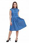 Платье летнее Деловая женская одежда фото