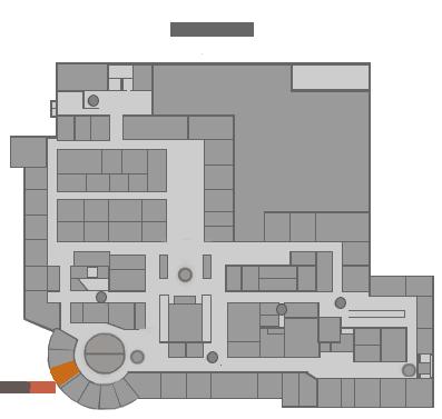 LadyLike в ТРЦ Гермес 2-ой этаж на плане