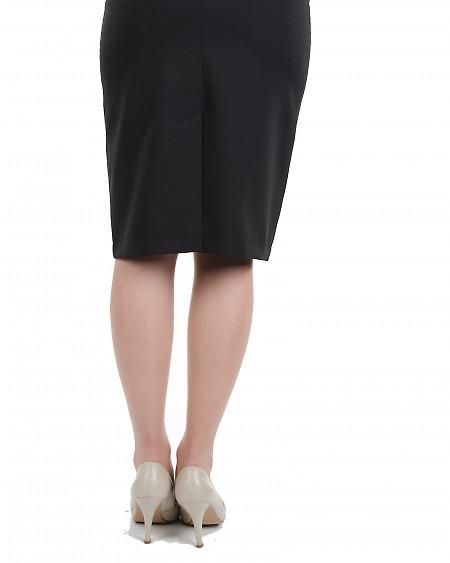 Юбка черная классическая Деловая женская одежда