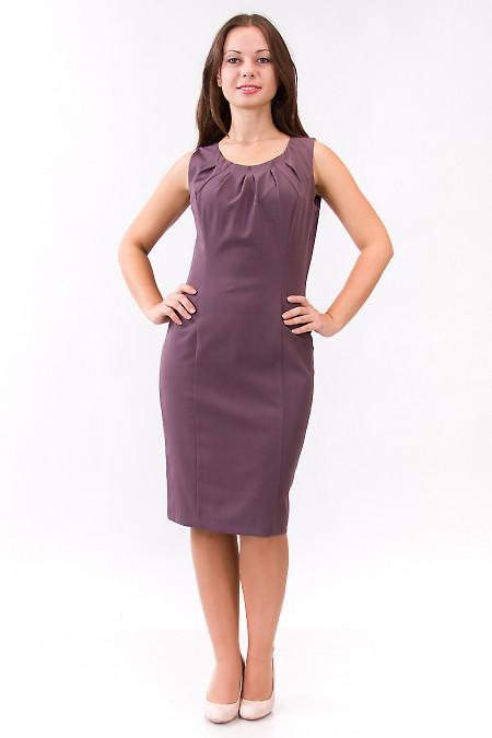 Фото Платье офисное Деловая женская одежда