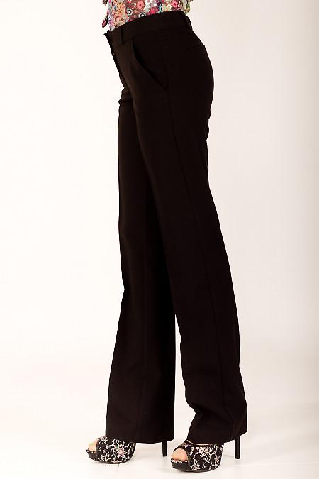 Фото Брюки классические Деловая женская одежда