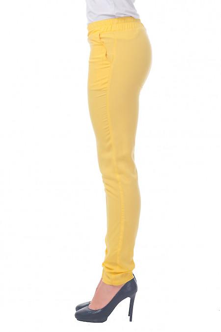 Фото Брюки из хлопка Деловая женская одежда
