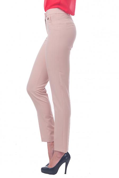 Фото Светлые брюки Деловая женская одежда