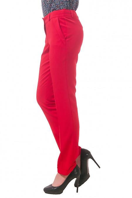 Фото Брюки с карманами Деловая женская одежда