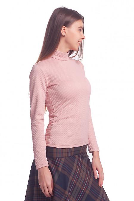 Купить джемпер с воротником-стойкой Деловая женская одежда